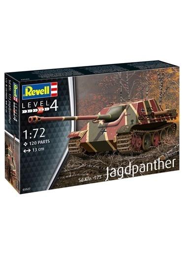 Revell  Maket Jagdpanther Sd Kfz 173 Vso03327 Renkli